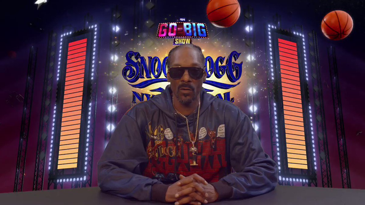 Aint no party like a snoop dogg party so lets GO BIG for NYE !! Join me n @gobigshowtbs from anywhere around the world for this live virtual event ! RSVP at
