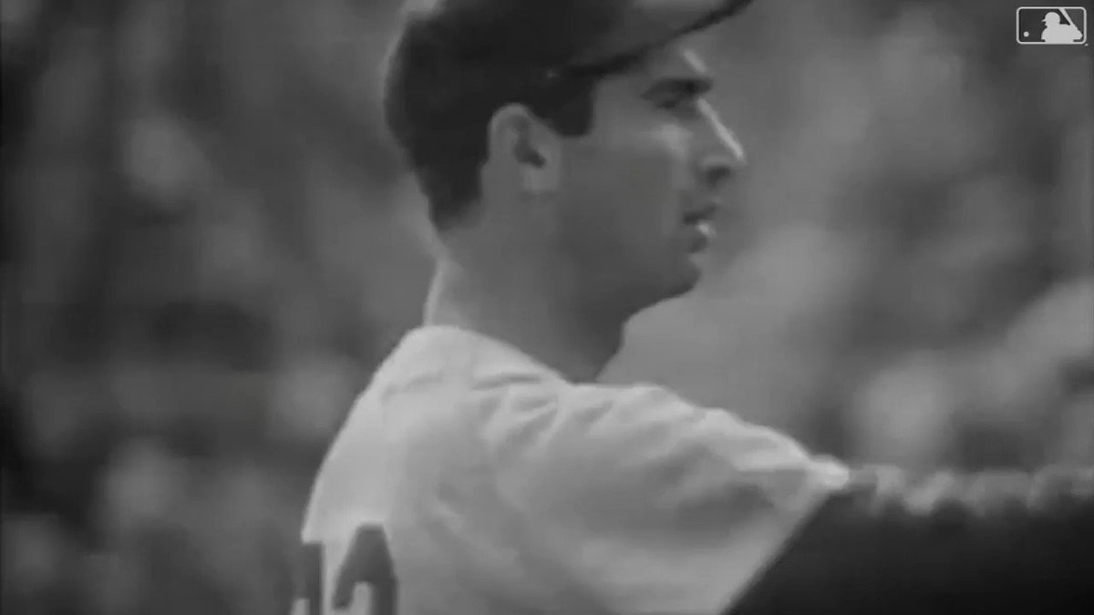The greatest of all time.  Join us in wishing a happy birthday to Sandy Koufax! Here's a look back at the 1965 World Series MVP's complete-game shutout in Game 7. https://t.co/u0svF7ZSqj