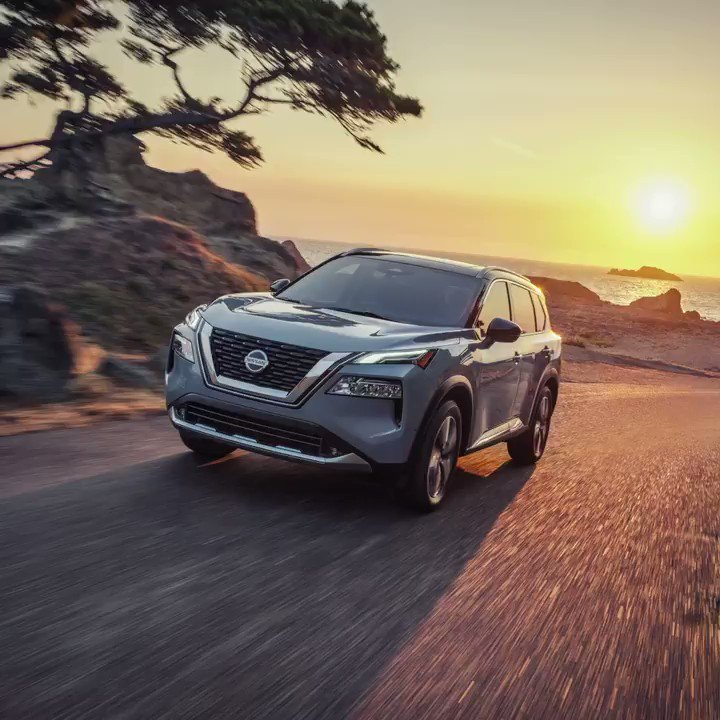 New year, new Rogue #Welcome2021 #NissanRogue2021 #Rogue @NissanUSA