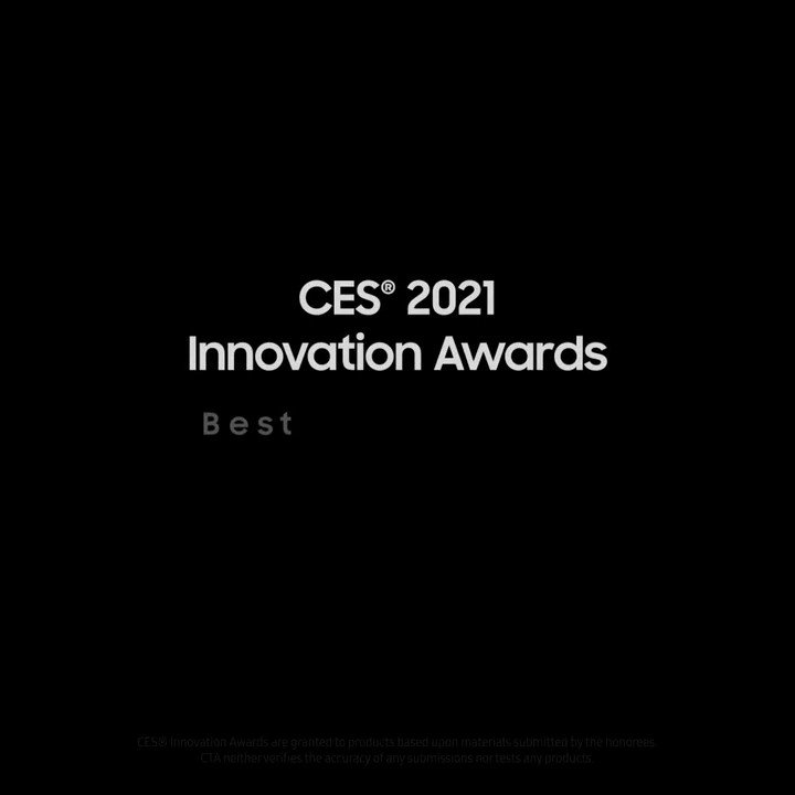 Power changes everything. We're stoked to be named Best of Innovation Honoree at the CES® 2021 Innovation Awards for the #GalaxyNote20 5G. Learn more: