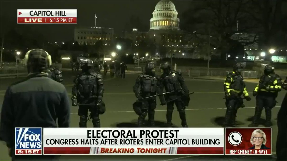 We just had a violent mob assault the Capitol in an attempt to prevent those from carrying out our Constitutional duty. There is no question that the President formed the mob, the President incited the mob, the President addressed the mob. He lit the flame.