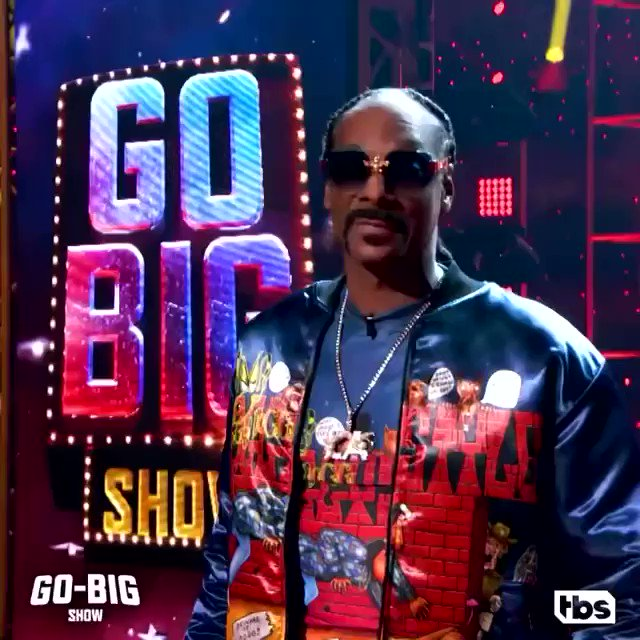 yall ready to GO BIG tonight !?! make sure u catch me judging the new @gobigshowtbs on @tbsnetwork at 9/8c 💯  #GoBigShow