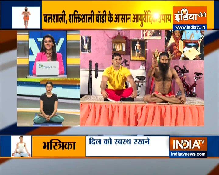 पहलवान सुशील कुमार से जानिए वह विनिंग ट्रिक्स जिनके दम पर  इंडिया ने जीते कई मेडल्स @WrestlerSushil @yogrishiramdev #YogaWithRamdev #RamdevOnIndiaTV