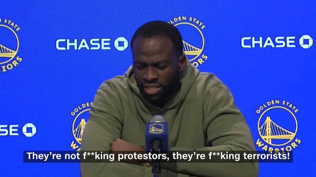 """They're not f**king protestors, they're f**king terrorists!""  Players and coaches from the NBA have condemned the riots that took place at the US Capitol on Wednesday."