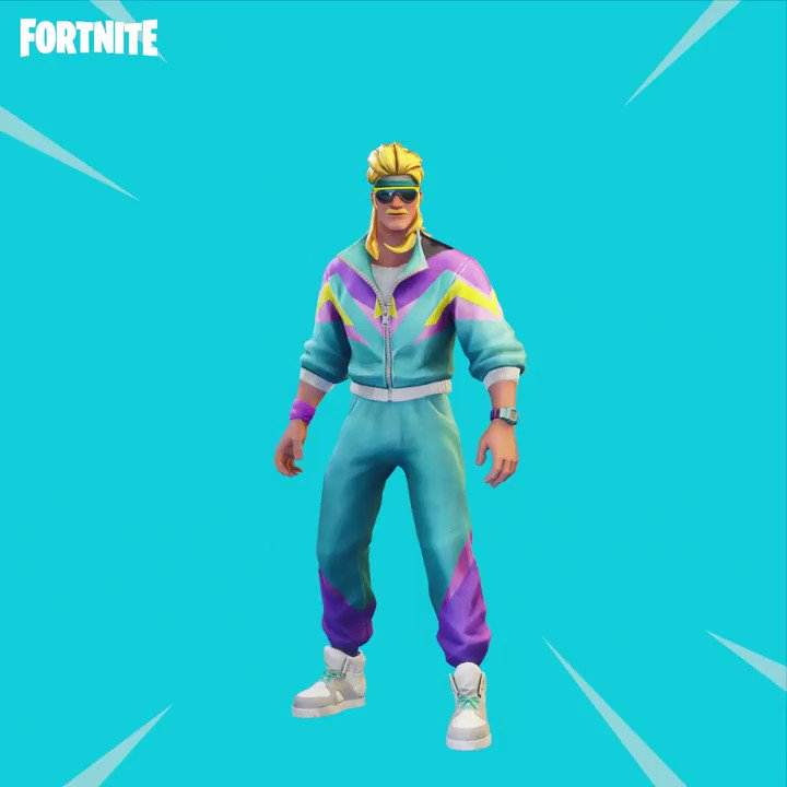 Hop, skip and jump to Victory 🥇  Grab the Skipper Emote now!