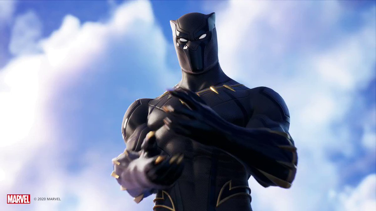 Wakanda Forever.  The Wakanda Forever Quests are leaving soon, complete them and earn the Wakandan Salute Emote for free!