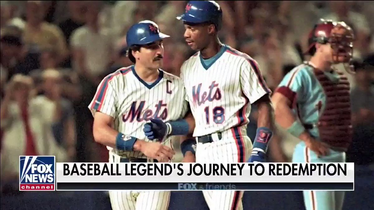 """Baseball legend Darryl Strawberry shares how he found happiness and peace through his faith in new book, """"Turn Your Season Around: How God Transforms Your Life."""""""