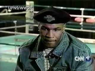 January 12, 1999: Set to make his return from a 19-month layoff, Mike Tyson gives a classic Tyson interview 🎙