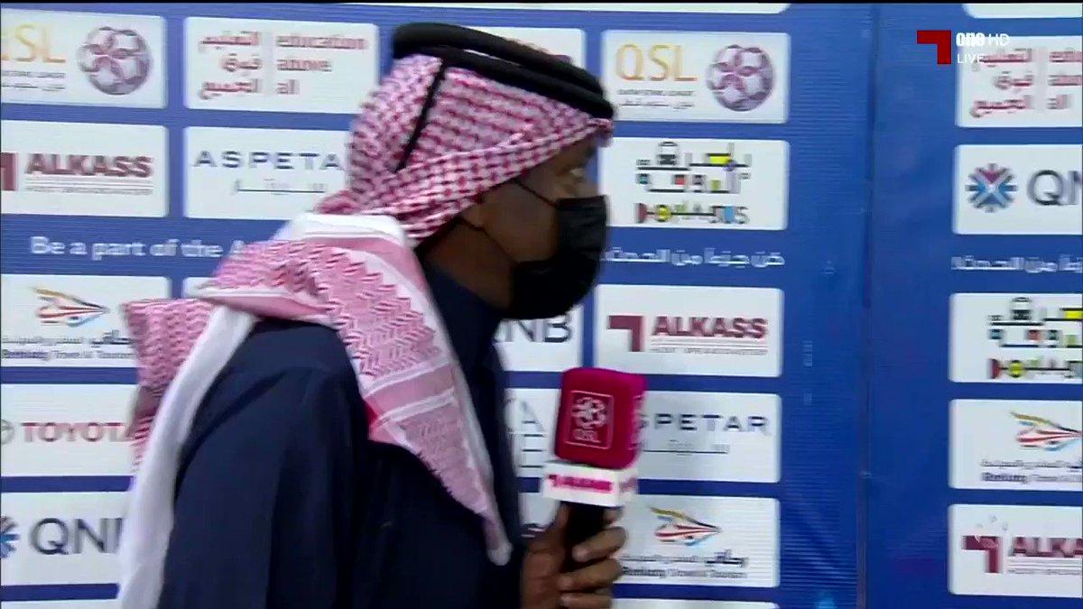 النجم الجزائري بغداد بونجاح لاعب السد الفوز على الدحيل خطوة كبيرة في طريق الفوز بـ دوري نجوم QNB