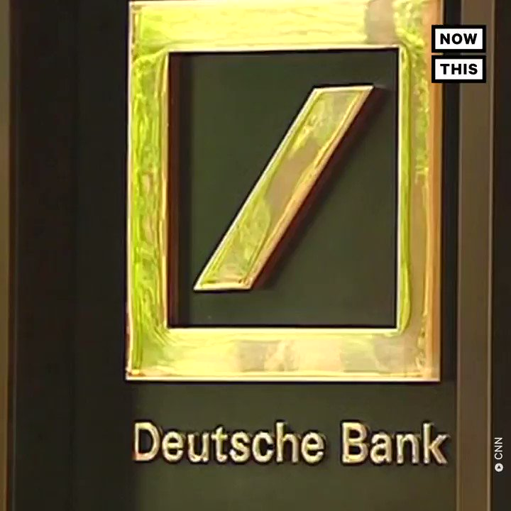 Deutsche Bank is reportedly cutting ties with Pres. Trump over his role in the Capitol riot that left at least 5 people dead. Deutsche Bank has previously been a major source of hundreds of millions in loans for Trump's businesses and properties