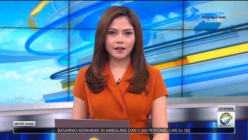 #MetroSiang | Begini Proses Identifikasi Korban Sriwijaya Air SJ-182