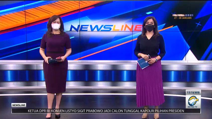 #NewslineMetroTV | Cerita Profesor Abdul Muthalib Suntikkan Vaksin ke Jokowi, Sempat Gemetar di Awal