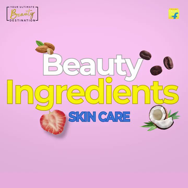 Products with natural ingredients like coconuts, almonds, strawberries, or even coffee can do wonders to your skin. Get all your beauty needs catered at Flipkart Beauty- Your Ultimate Beauty Destination.