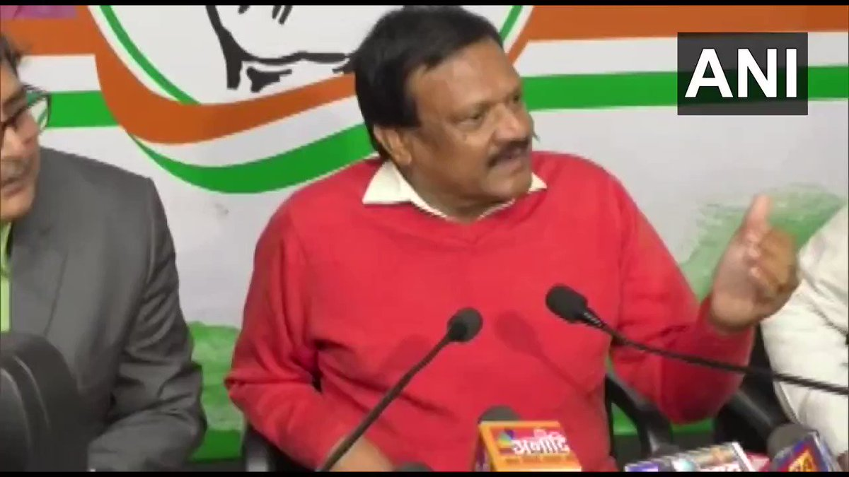 #WATCH | According to doctors, a girl is ready for reproduction by the age of 15. Is the CM a doctor or a scientist? So, on what basis does girls' marriage age should be increased to 21 from 18: Congress leader Sajjan Singh Verma in Bhopal