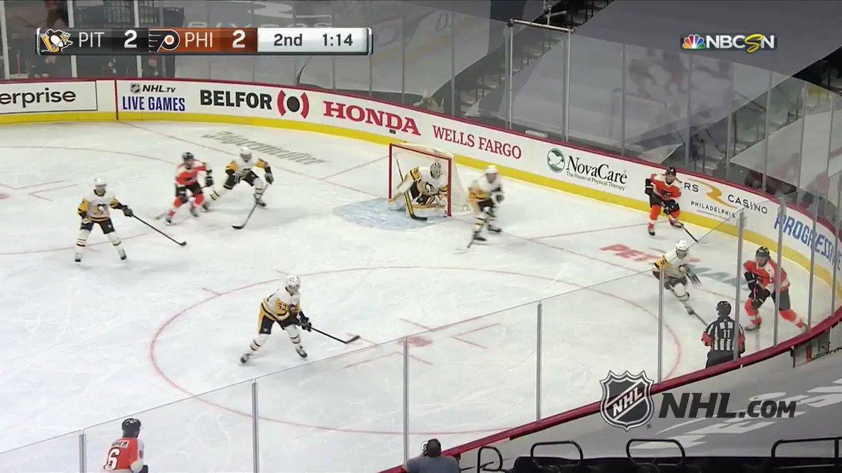 Remember Joel Farabee's (@FarabeeJoel) name. Kid's got three points already tonight. #NHLFaceOff  🇺🇸:  @NHLonNBCSports 🇨🇦:  @Sportsnet