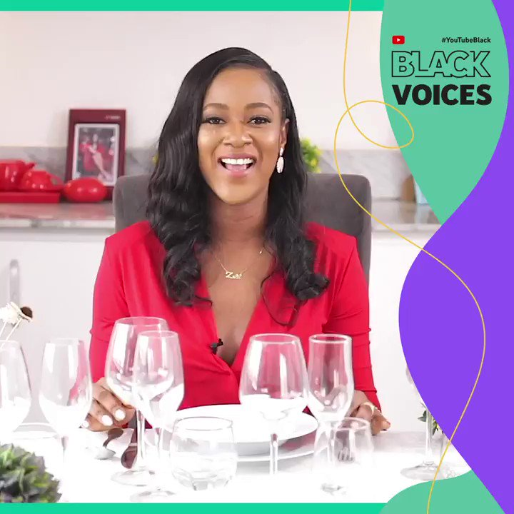 (1/5) Wanna meet more of the #YouTubeBlack Voices Class of 2021? Then follow this thread!   First up, take a culinary journey with 🇳🇬 Nigeria's queen of fun & fast cooking, @zeeliciousfoods. →