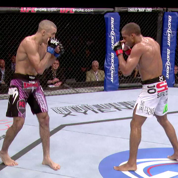 #OnThisDay - @EdsonBarbozaJr gave us one for the all-time highlight reel 😱 https://t.co/yZqfFW4rKF