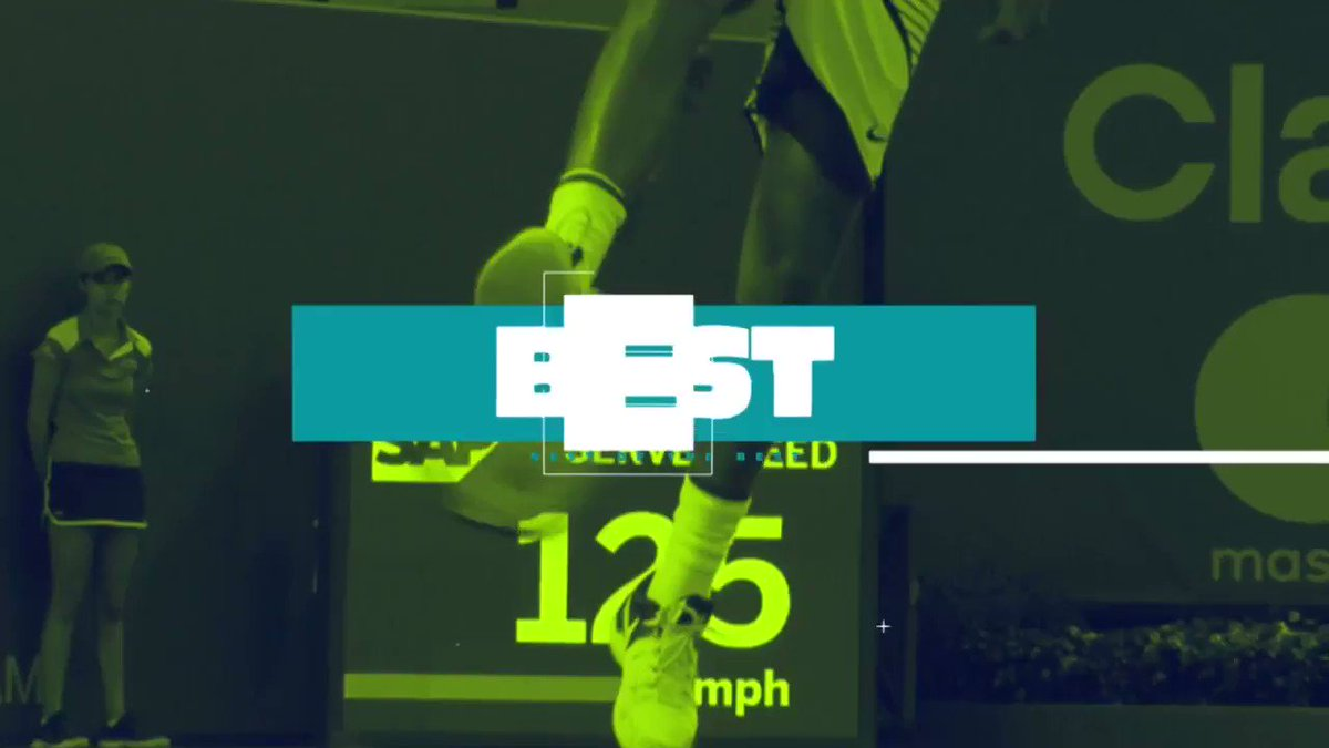 The first week of the season did not disappoint when it came to hotshots. 🔥  Enjoy the best of the best from Abu Dhabi and Delray Beach, and here's to many more.  #AbuDhabiWTA #DBOpen https://t.co/L54lK2GElO