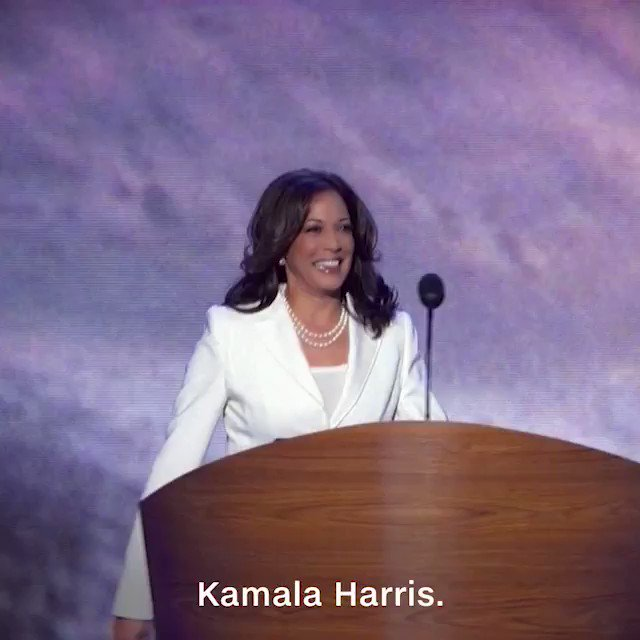 Abby Phillip talks with Kamala Harris and her family. CNN Special Report – Kamala Harris – Making History airs tonight at 10 p.m. ET