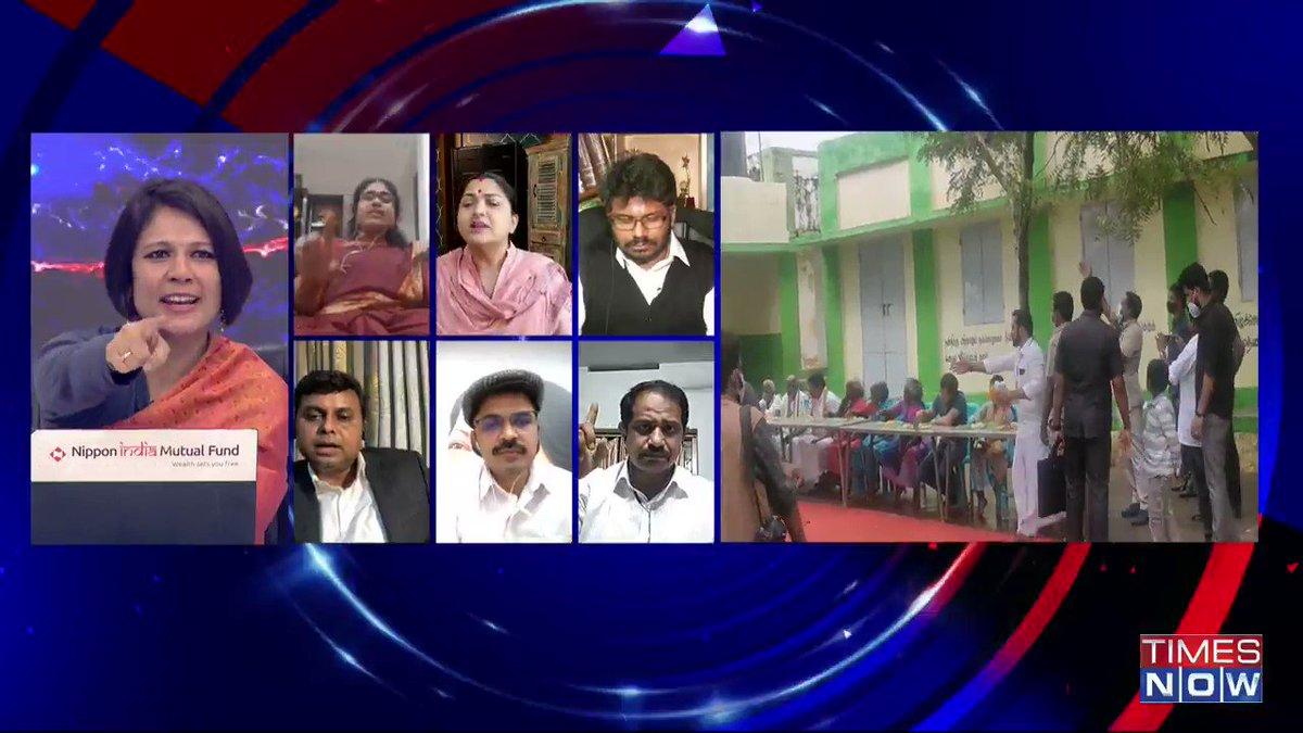 How many ministers (cabinet) are there from Tamil Nadu under Modi Govt? : @gokulchan, Political Analyst, tells Padmaja Joshi on @thenewshour AGENDA. | #RahulTamilTour