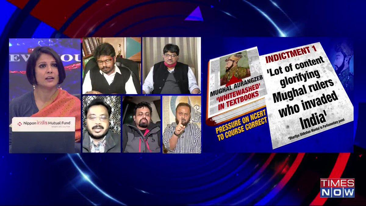 Aurangzeb was certainly a controversial ruler: Prof. Monojit Mondal, Professor, Jadavpur University, tells Padmaja Joshi on @thenewshour AGENDA. | #AurangzebWhitewashed