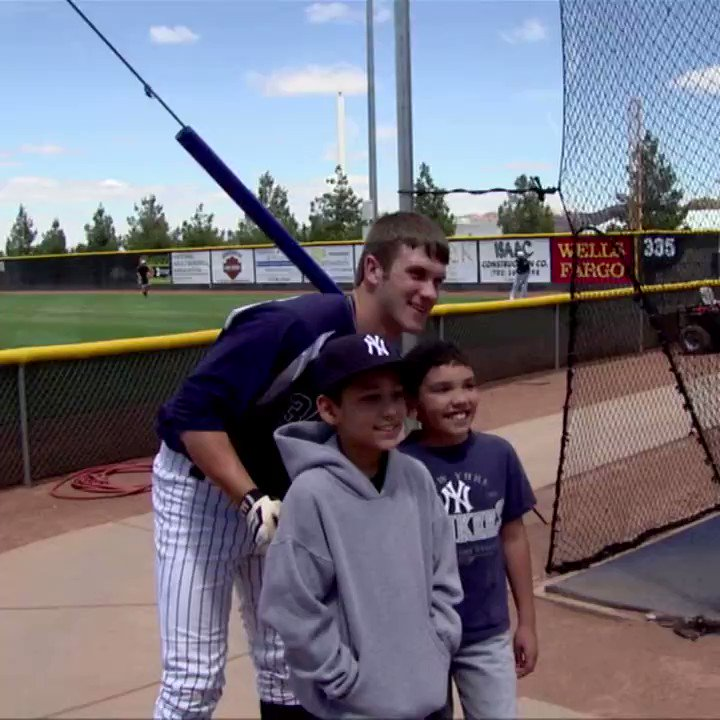 They knew Bryce was a star even before he made it to the Majors 👀