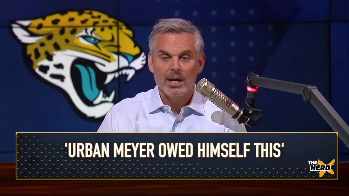 @ColinCowherd's photo on Jags