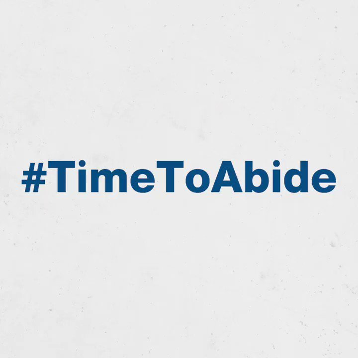 #TimetoAbide and Our Only Way is to Abide  The only way to contain the spread of the pandemic and reduce the number of deaths from #Coronavirus is by following preventive measures.  #TimetoAbide #COVID19   @DRM_Lebanon @MinistryInfoLB @RedCrossLebanon @WHOLebanon @UNICEFLebanon