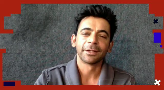 Gutthi Ya Dr. Mashoor Gulati? Which role is more difficult to perform? @WhoSunilGrover answers...  #TalkingFilms #RapidFire  #BollywoodHungama YT: