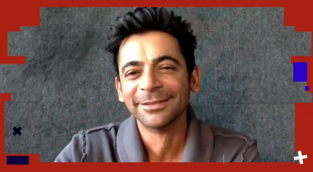 .@WhoSunilGrover reveals what he admires about #SaifAliKhan, @KapilSharmaK9, @BeingSalmanKhan and @iamsrk   #TalkingFilms #RapidFire  #BollywoodHungama YT: