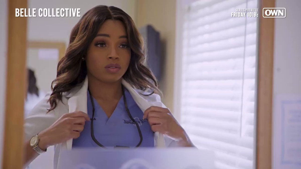Dr. Antoinette is a black businesswoman and isn't letting anyone stand in her way! #BelleCollective starts TONIGHT at 10|9c
