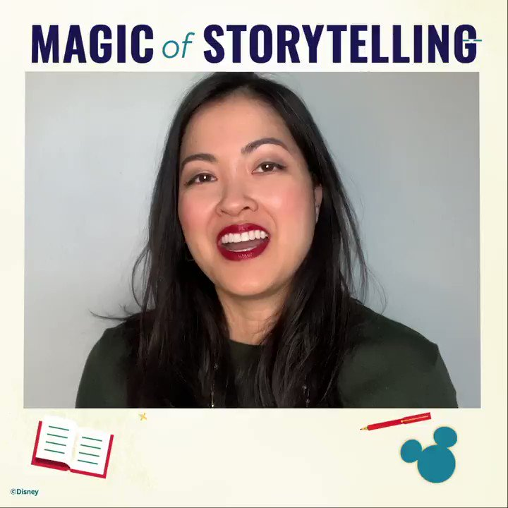 We are excited to welcome Julie C. Dao (@jules_writes), author of 'Broken Wish,' to share some storytelling tips for the #MagicOfStorytelling. Listen in to hear the top three things she looks for in a good story and learn more at .