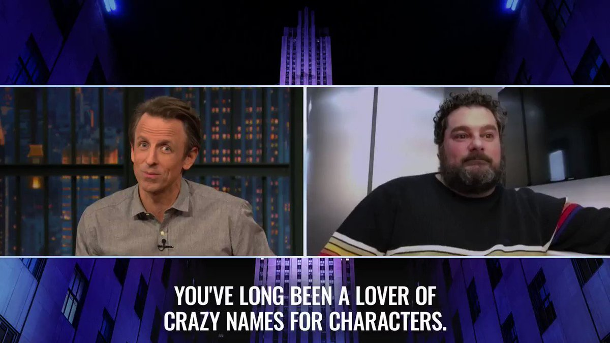 What's your favorite @bibbymoynihan #SNL character name?