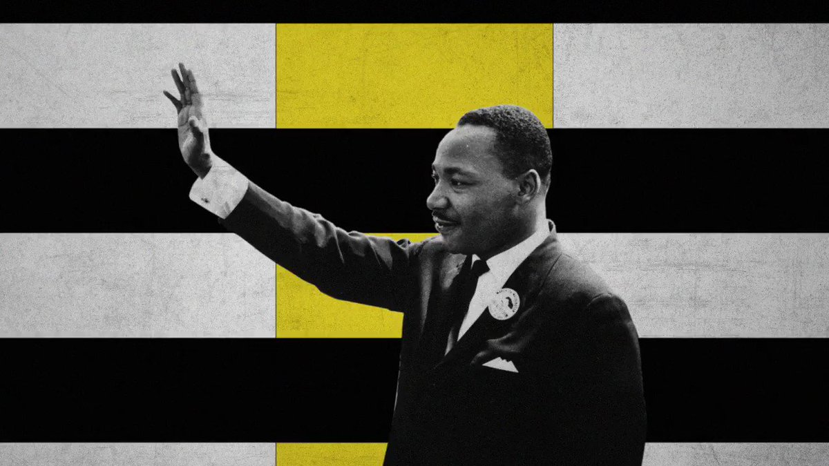 Replying to @MTV: Be a leader. Be a volunteer. Be a believer.  On Martin Luther King Jr. Day, let's make #BlackHistoryNow.