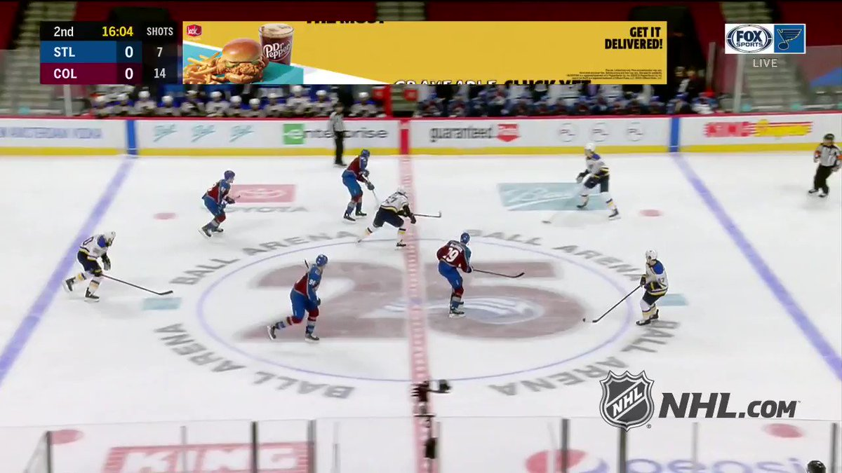 Replying to @NHL: Production is what this line does best.  @GabeLandeskog92, how do ya do? #NHLFaceOff