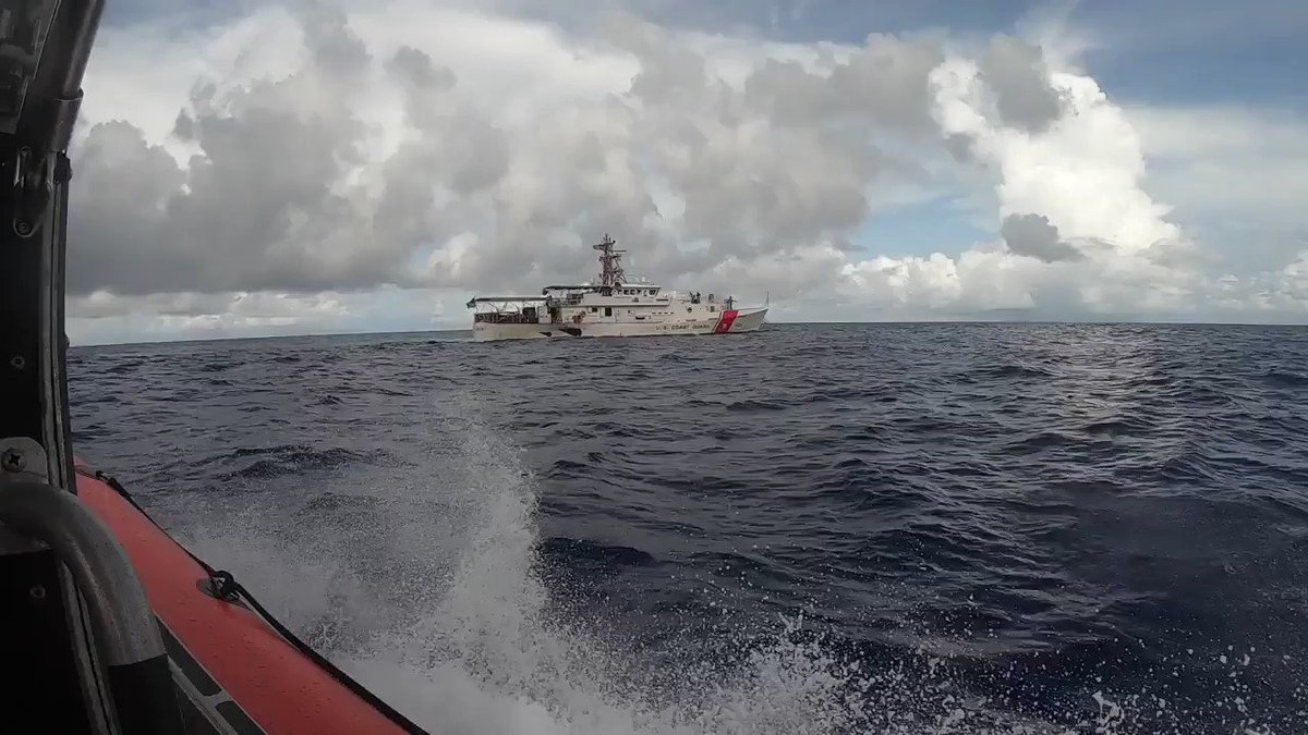 Five of the #USCGs new 154-foot fast response cutters are homeported in the Coast Guards 14th District@USCGHawaiiPac with another on the way. The FRCs are replacing the 30-year old 110-foot Island-class patrol boats.