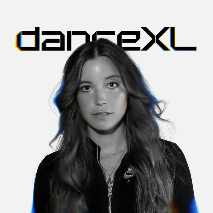 .@LPGiobbi x @hermixalot lead #danceXL with #MoveYourBody.  Hear the track & interview with @annalunoe: