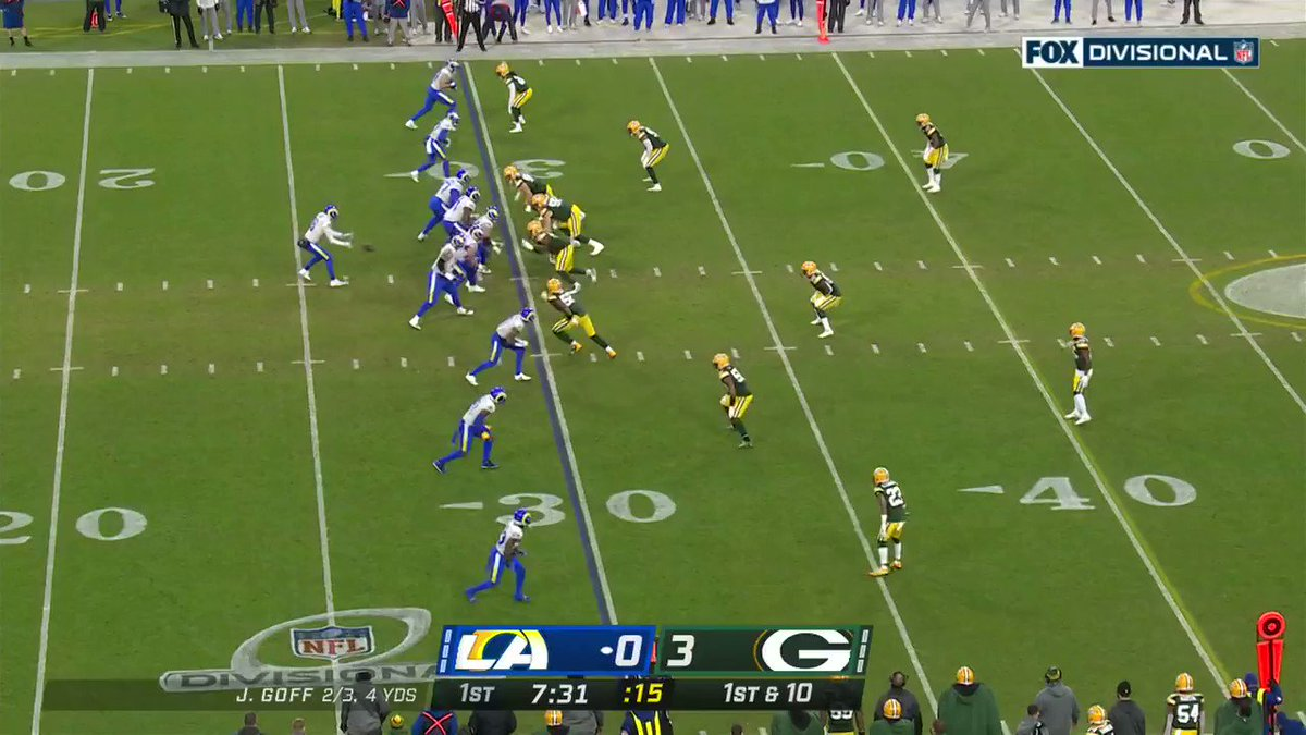 @NFL's photo on Goff