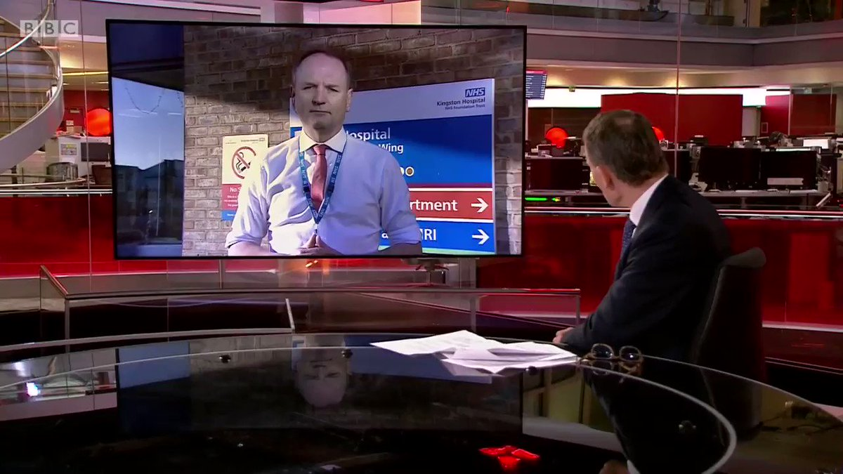NHS England Chief Executive Sir Simon Stevens on 24/7 coronavirus vaccine rollout: Absolutely, we will do that at the point that we have enough supply that it makes sense #Marr bbc.in/3sFNqZx