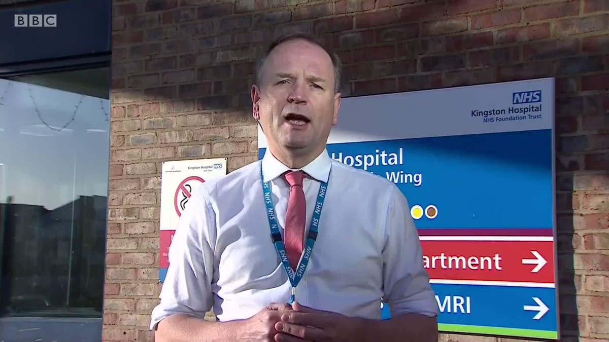 """""""Every 30 seconds across England, another patient is being admitted to hospital with coronavirus.""""  - NHS chief Simon Stevens  Every high profile figure who spreads Covid disinformation has helped drive the NHS to this terrible, avoidable crisis point 😔 https://t.co/SjdnmzHMpi"""