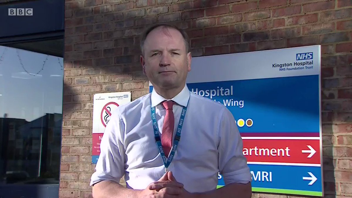 Quarter of patients being hospitalised for Covid, right now, are aged under 55, says NHS England Chief Executive Sir Simon Stevens bbc.in/3sFNqZx