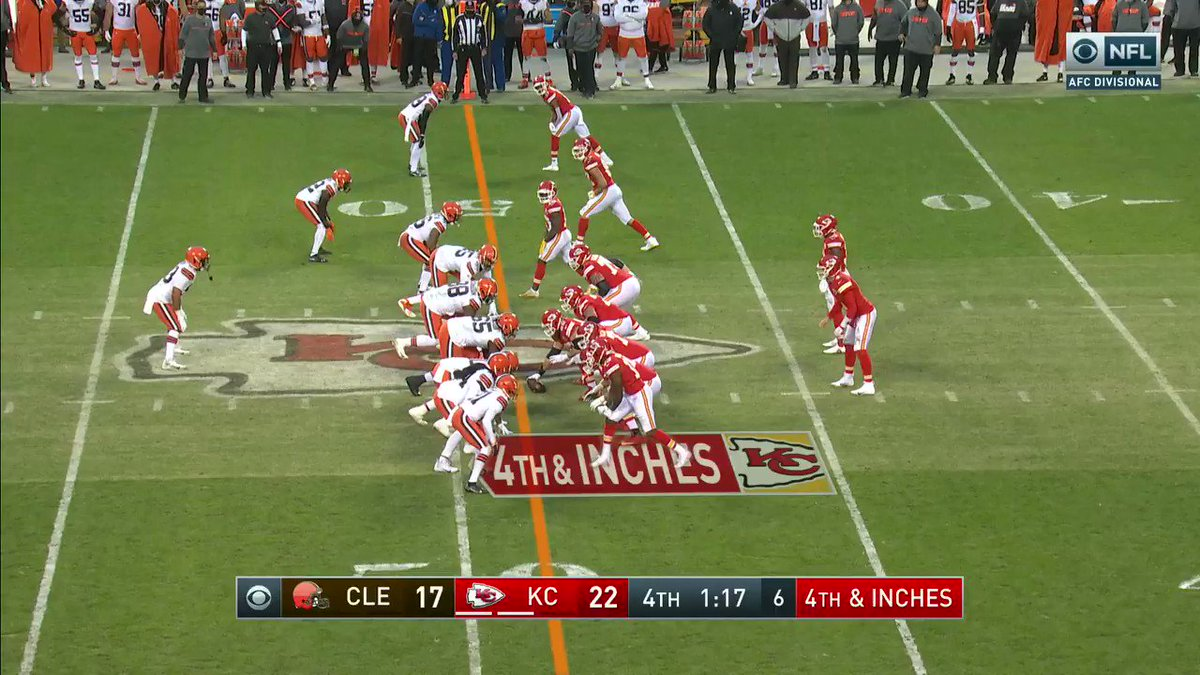 Replying to @Chiefs: GAME!  📺: