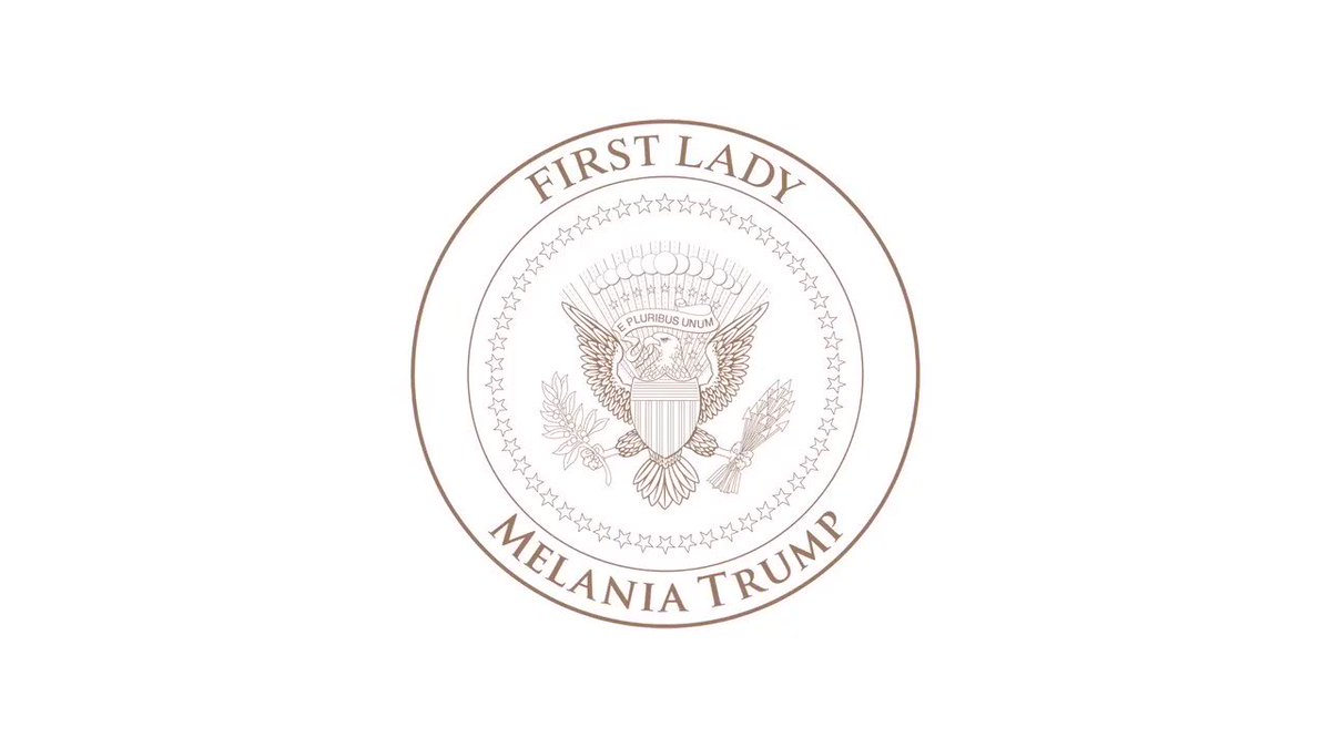 Replying to @FLOTUS: A Farewell Message from First Lady Melania Trump