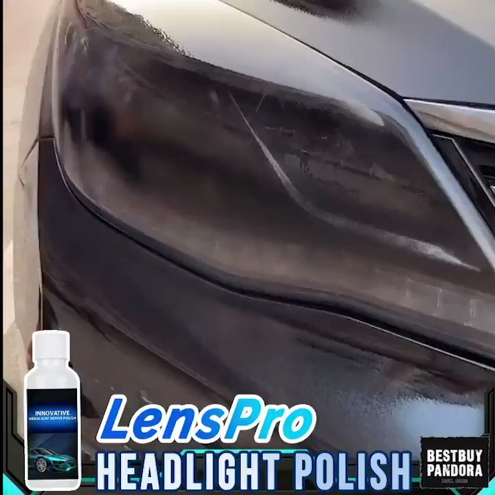 ⭐️⭐️⭐️LensPro Headlight Repair Polish 🔥LensPro Headlight Repair Polish🔥 🚗【BUY MORE SAVE MORE】 🔥50% OFF - TODAY ONLY🔥 Get it now: