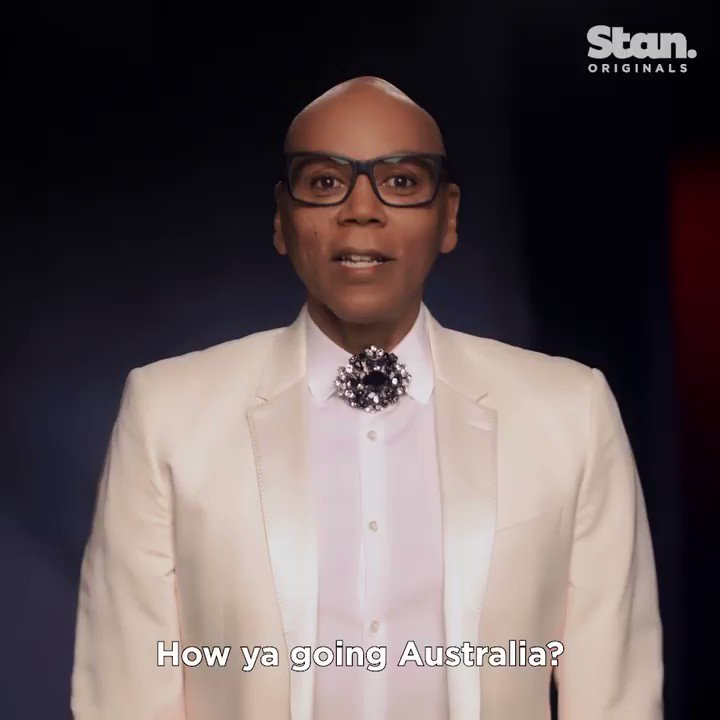 Shantay, G'day! The Ru-mours are true...  Stan is in production on RuPaul's Drag Race Down Under! With filming kicking off this week, the new Stan Original Series will be hosted by RuPaul and judge Michelle Visage and will premiere later this year.