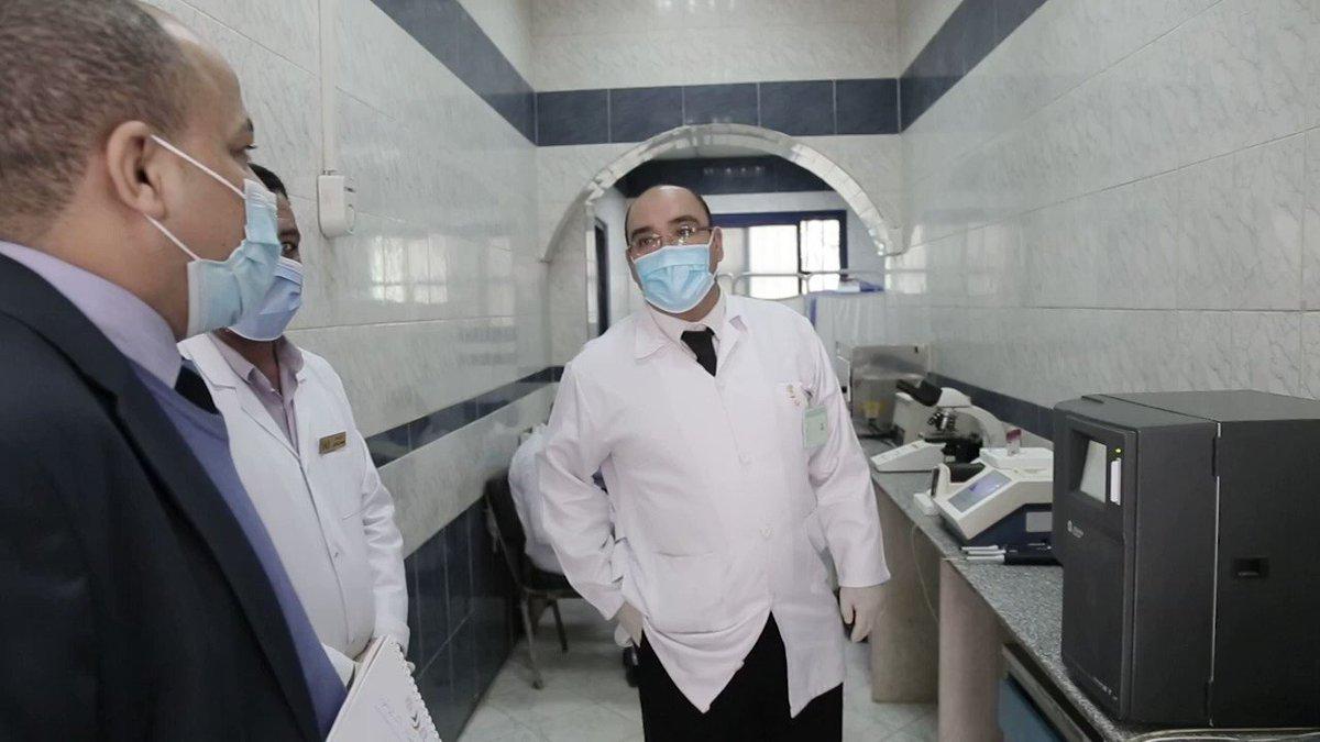 جولة داخل سجن مزرعة طرة.. وزيارة لمعمل التحاليل الطبية للنزلاء