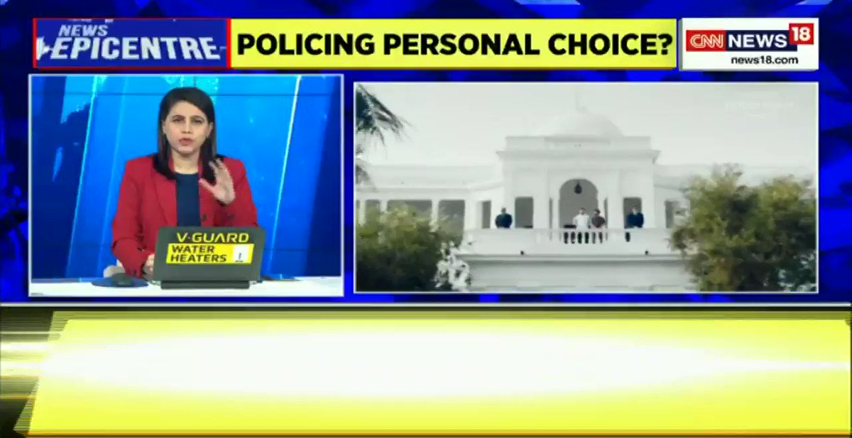 I am personally against any type of political censorship: @milinddeora (Sr Leader, Congress) on OTT Tandav controversy.  Watch #NewsEpicentre with @maryashakil