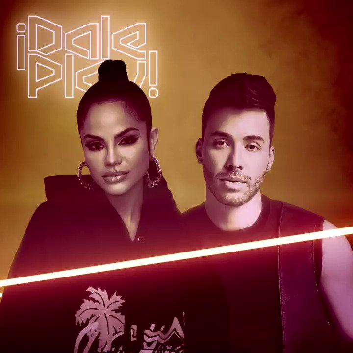 .@NattiNatasha meets @PrinceRoyce for #AQSES. 🌞 Hear it on #DalePlay: