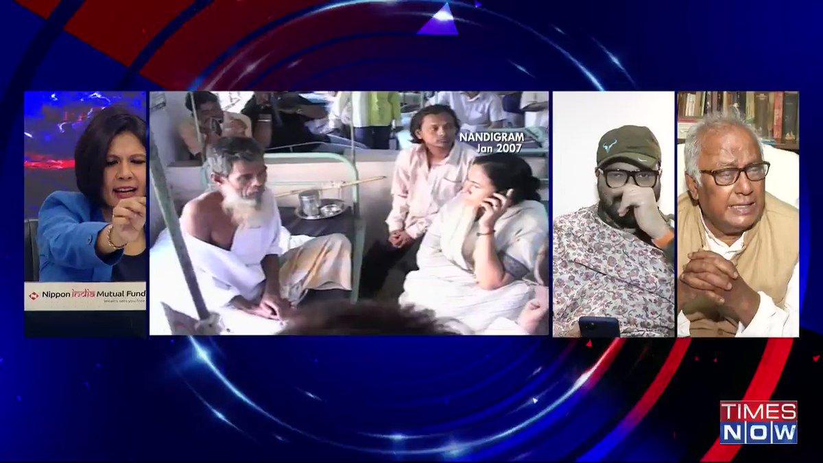 #MamataPrestigeBattle | @SuPriyoBabul, MOS Environment, Forest & Climate and @SaugataRoyMP, MP, TMC counter each other's arguments over TMC's stand on Nandigram martyrs. | @thenewshour AGENDA with Padmaja Joshi