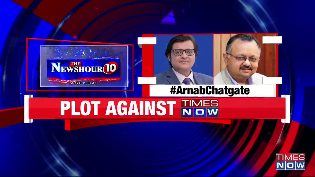 Stunning chats reveal how former BARC chief Partho Dasgupta allegedly wanted to 'unleash troll army' against Times Now.   Padmaja Joshi on @thenewshour AGENDA. | Tweet with #ArnabChatGate